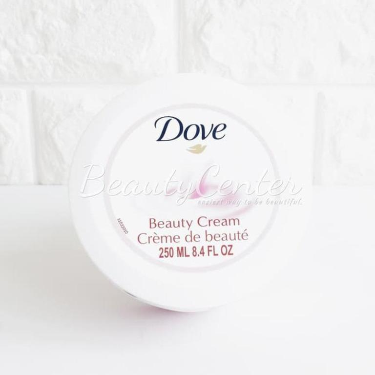 Body Lotion Dove Beauty Cream Pink 250ml