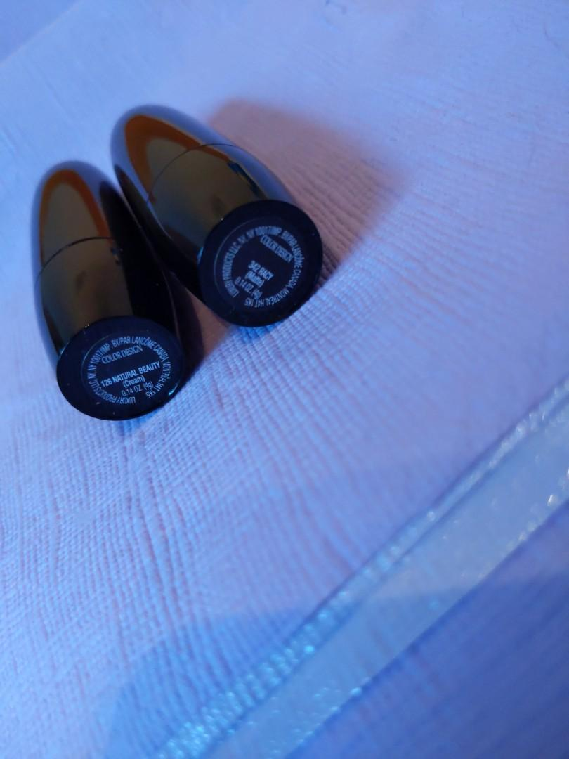 Brand new Lancome Lipsticks