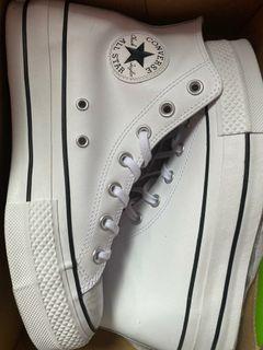 Converse CTAS Lift Clean Hi White