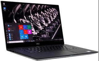 Dell Precision 5540輕薄工作站、UHD 、觸控螢幕、i7-9850、T1000繪圖卡、32GB RAM、1TB SSD + 1TB SSD、視訊、指紋、背光鍵盤