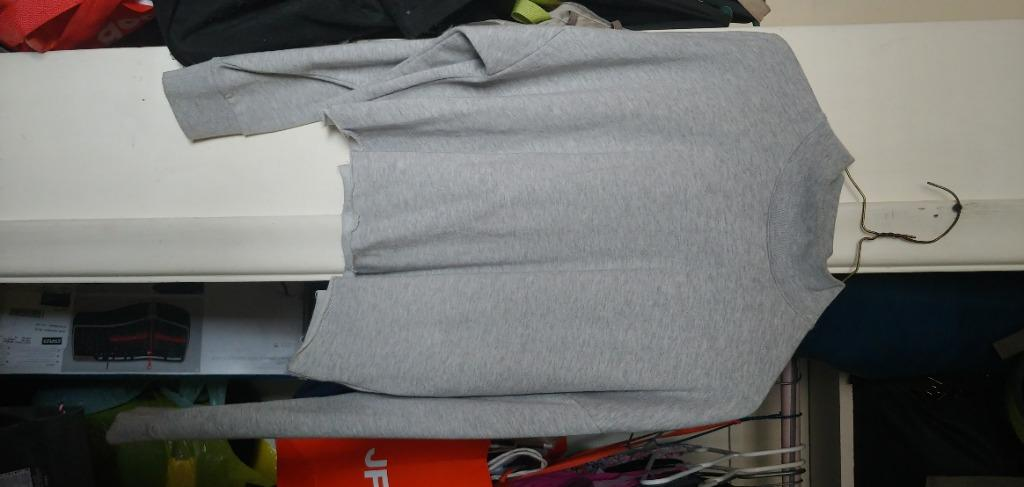 GAP Grey Cropped Sweater (Small)