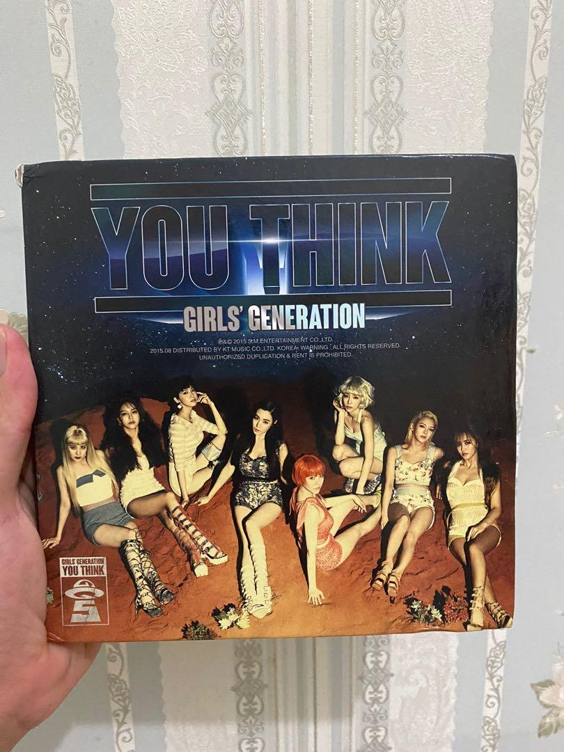Girls' Generation (SNSD)- You Think 5th album