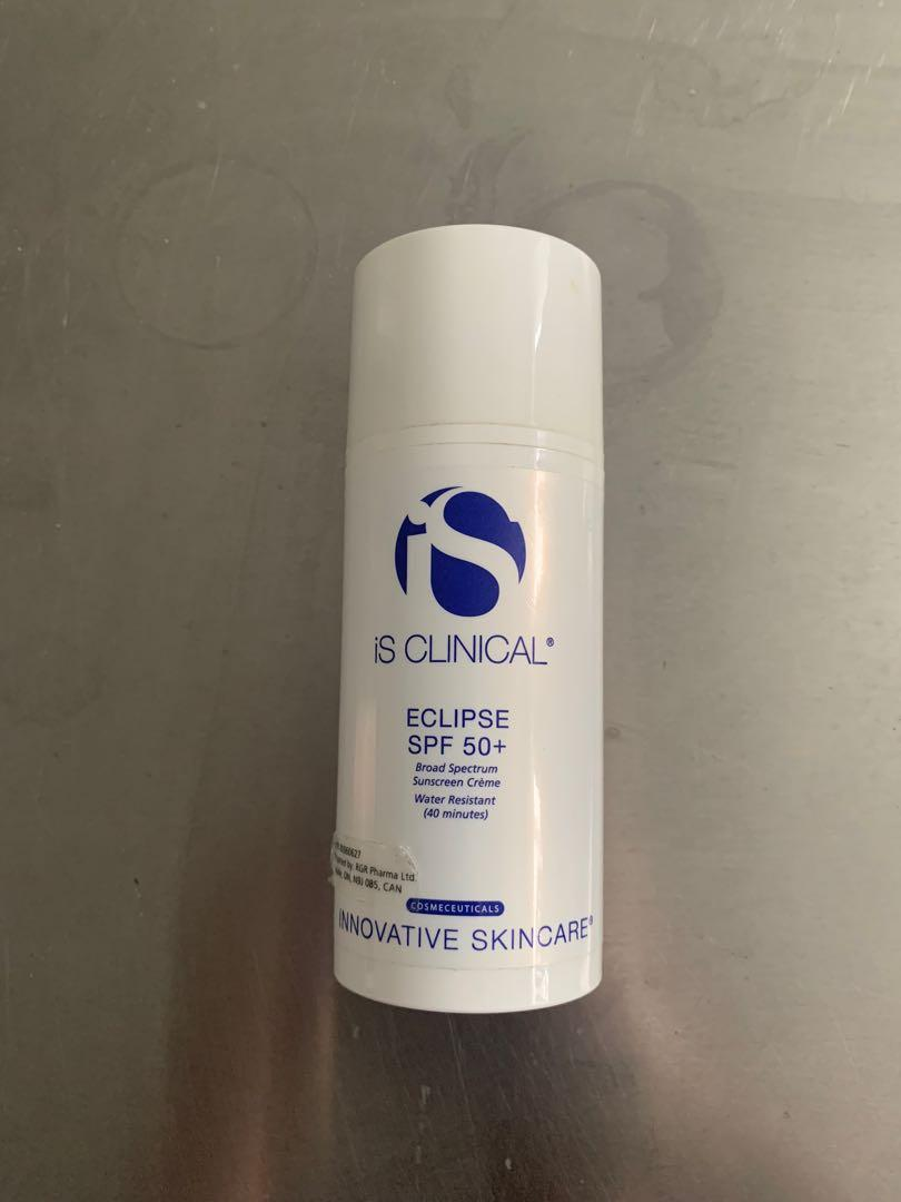 Is clinical eclipse sunscreen
