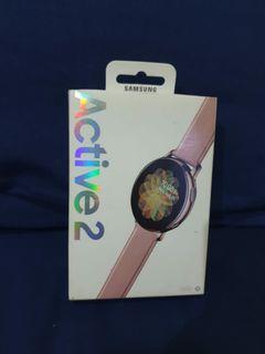 Jam Samsung Active 2