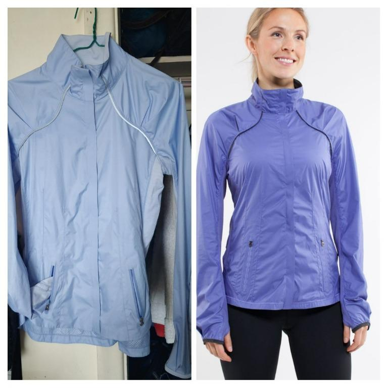 Lululemon Essential Running Jacket (Size 4, Small)