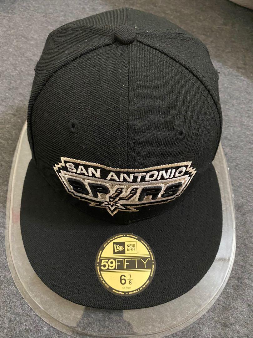 聖安東尼奧馬刺 NEW ERA棒球帽