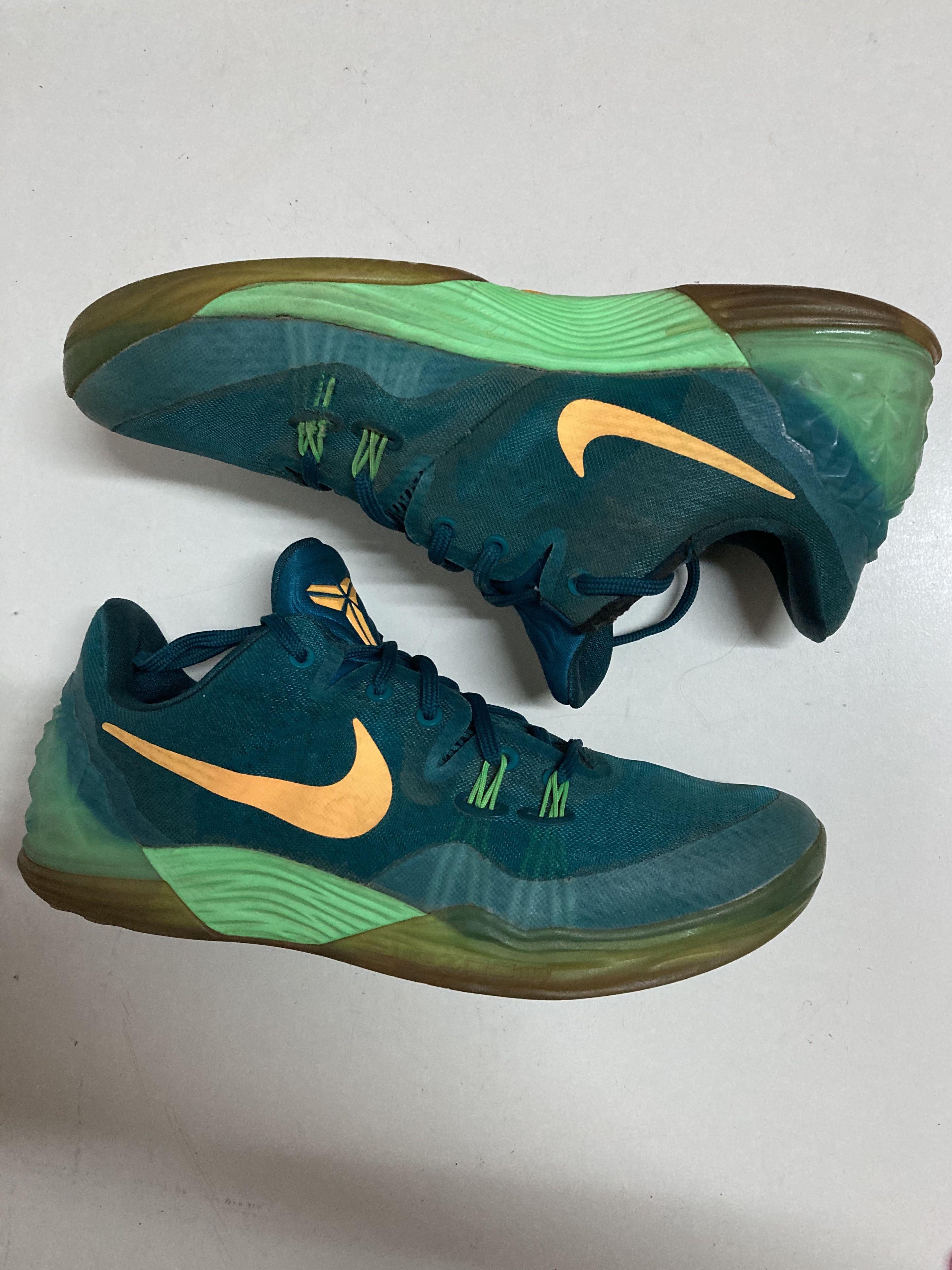 Nike Kobe Venomenon 5 emerald 毒液5 曼巴 翡翠城 祖母綠 哈密瓜