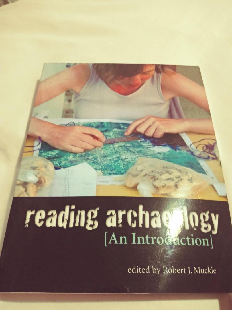 Reading Archaeology Edited by Robert J. Muckle