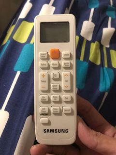 Remote AC Samsung