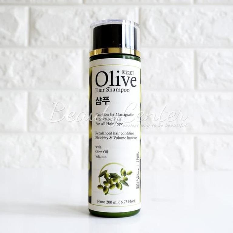 Shampoo [Shampoo] Olive Shampoo SYB BPOM / Olive Hair Shampoo SYB OriginaL