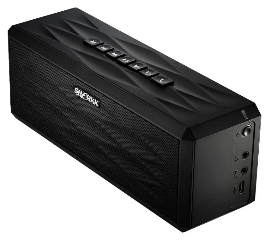 SHARKK Boombox Bluetooth Speaker