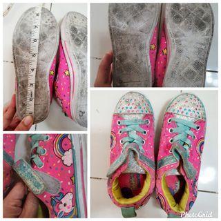 Skechers Unicorn pink shoes