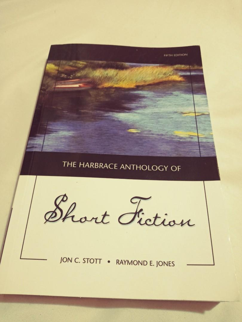 The Harbrace Anthology Of Short Fictions