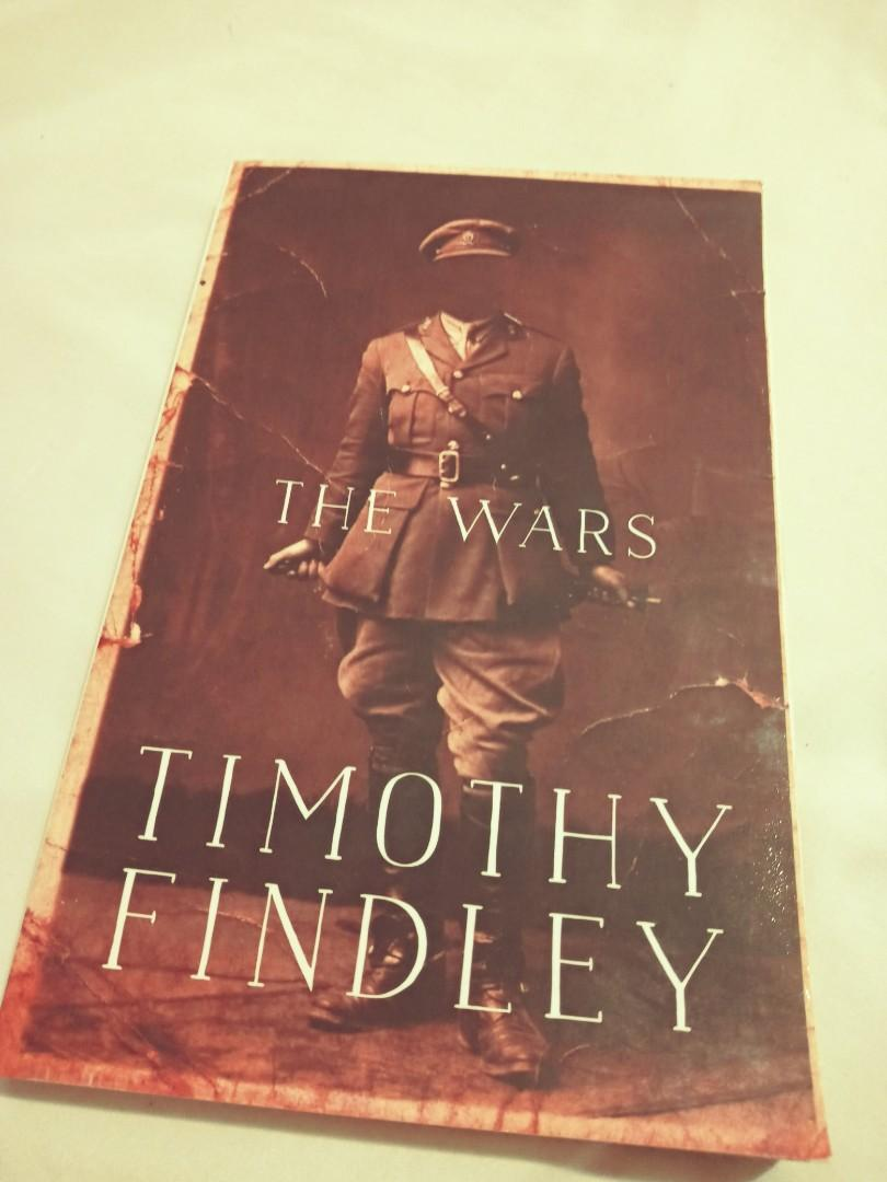 The Wars- Timothy Findley