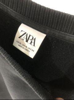 Zara內刷毛