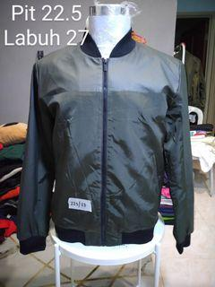 Zara Man Bomber Lightweight Jacket