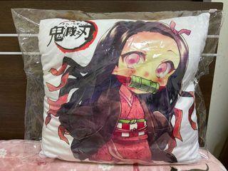 禰豆子抱枕玩偶(運費35)