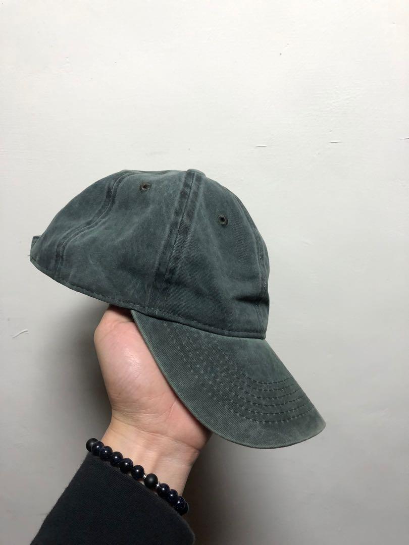 水洗灰帽子
