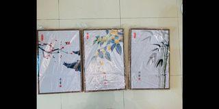 中國風裝飾畫
