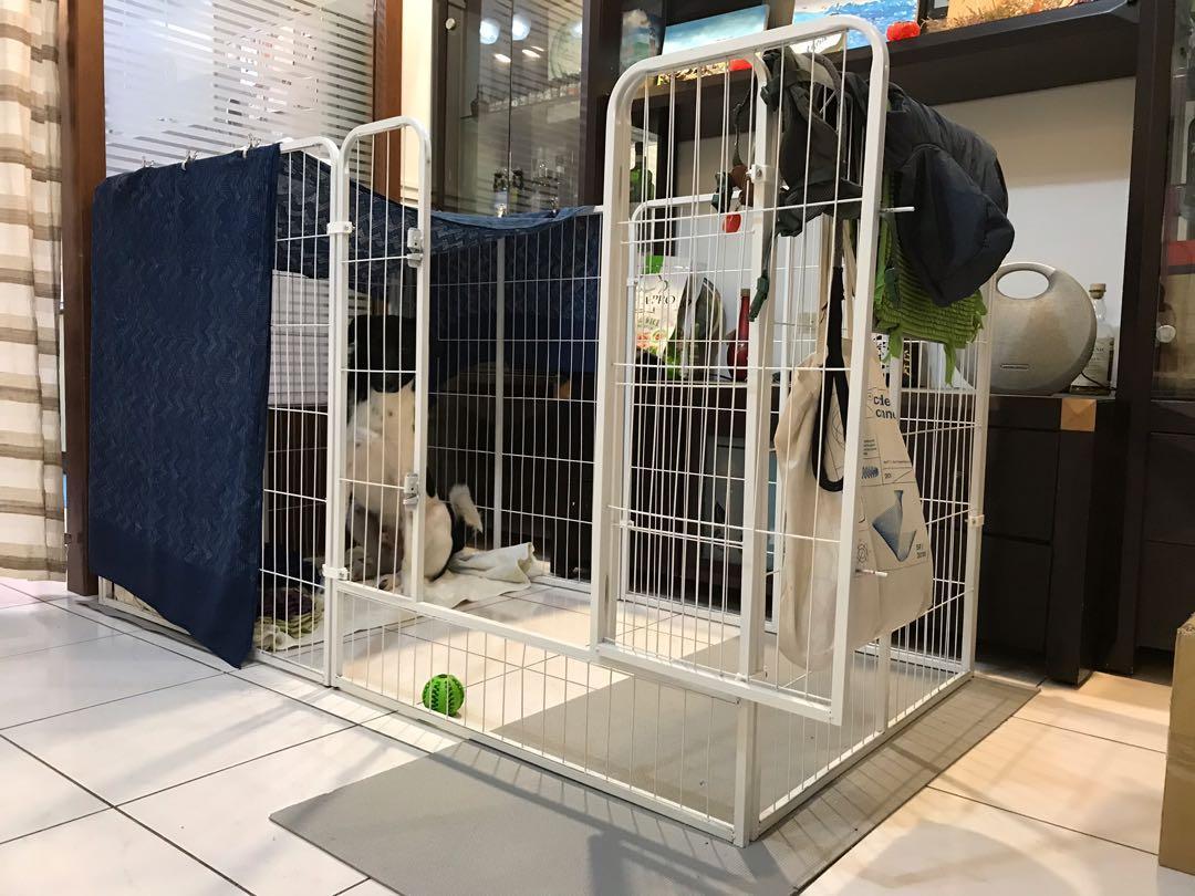 中大型犬寵物圍欄/狗籠/狗柵欄