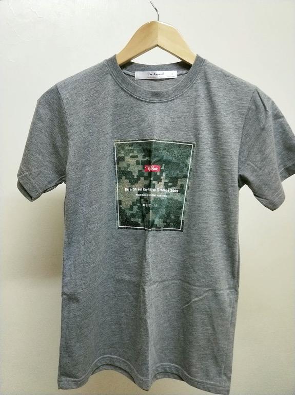 韓國🇰🇷圖印棉短袖上衣