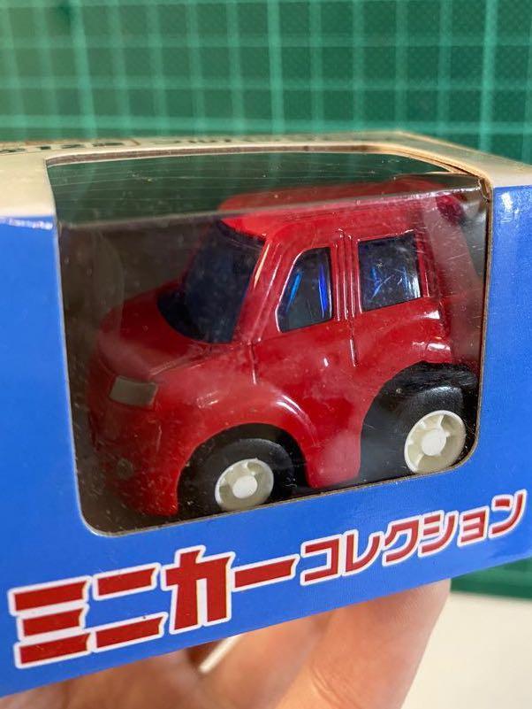 紅色 迴力小車
