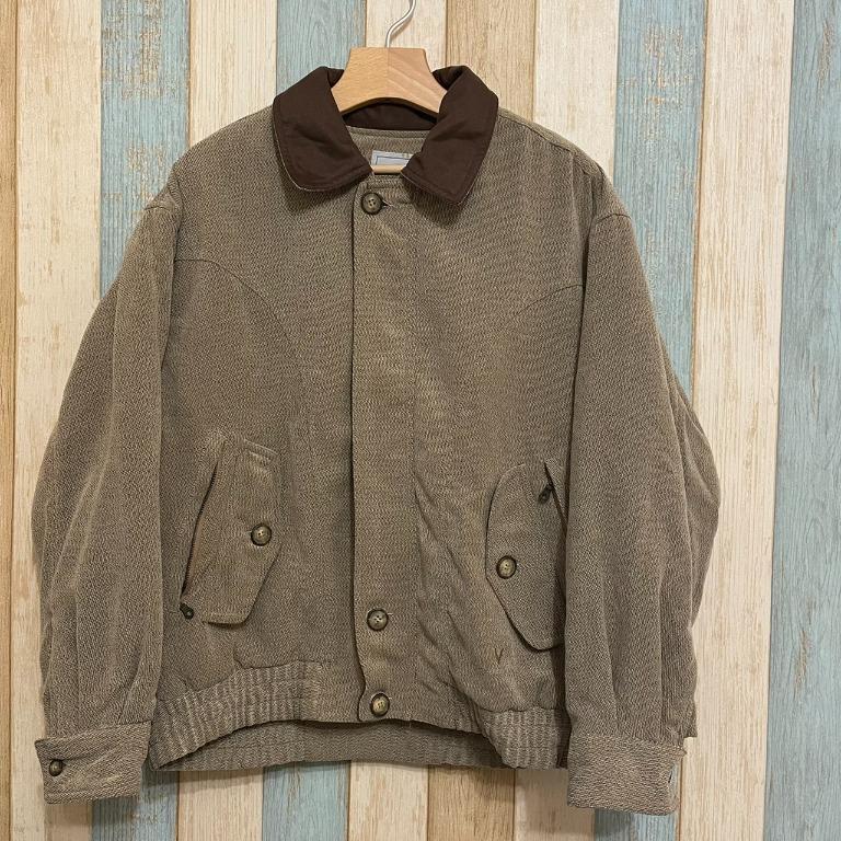 卡藤 - 駝色老品外套
