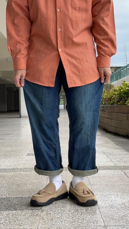 卡藤 - 寬版牛仔褲