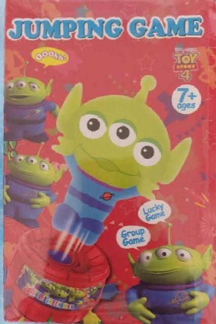 帳號內物品可併單  迪士尼Disney玩具總動員Toy Story三眼怪 海盜桶 危機一發 桌遊生日禮物新年禮物