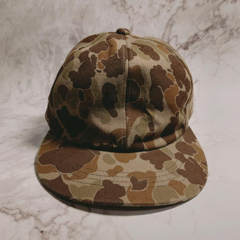 近全新迷彩帽子 #鴨舌帽#運動帽#二手 #หมวกมือสอง #Topi bekas