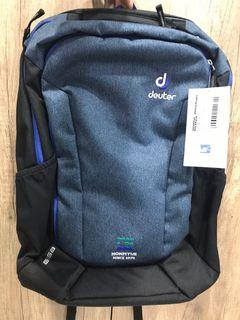 德國 Deuter GIGA 28L 藍黑色 筆電包 商務 學生 後背包 戶外 登山