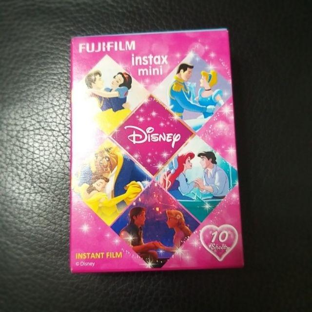 富士 FUJIFILM  instax mini Disney  迪士尼 浪漫公主  拍立得底片