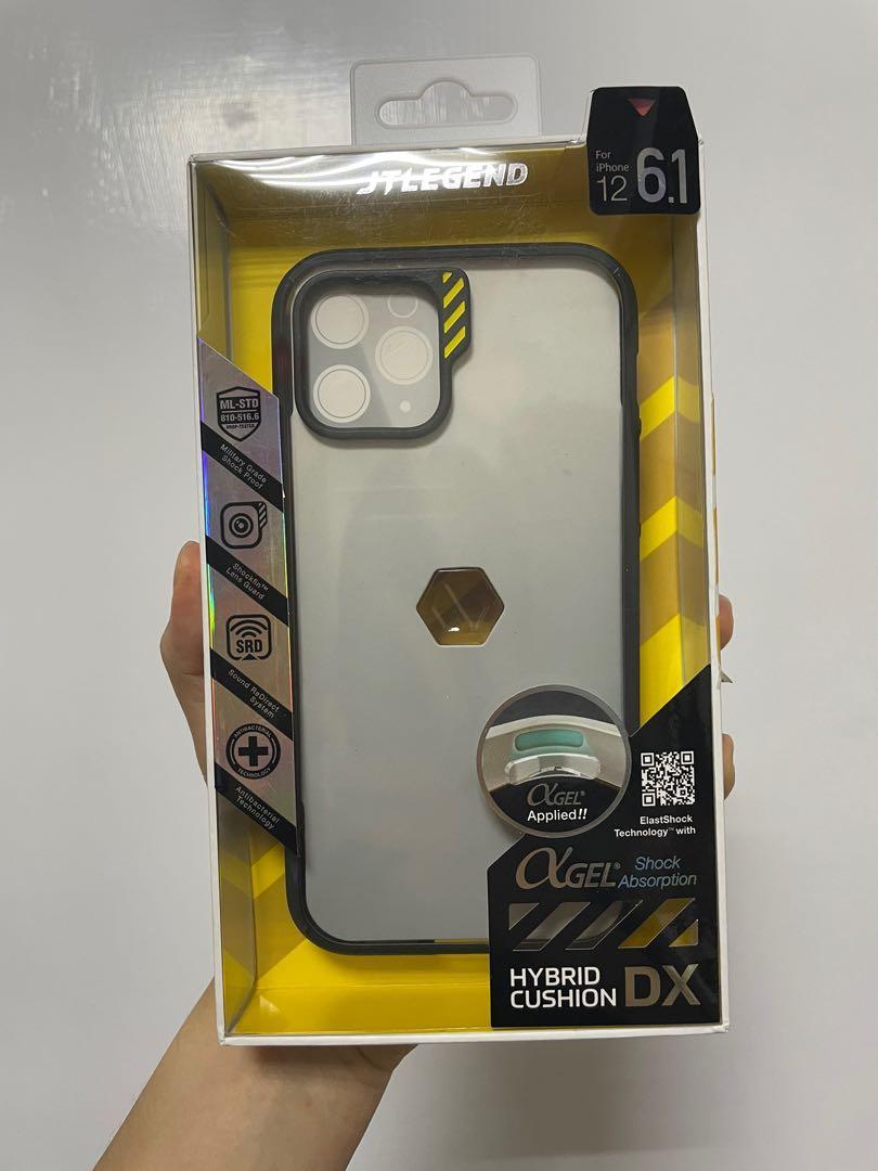 正品全新 JTL JTLEGEND 超軍規防摔殼 手機殼 保護殼 可換鏡頭圈 iPhone 12 pro