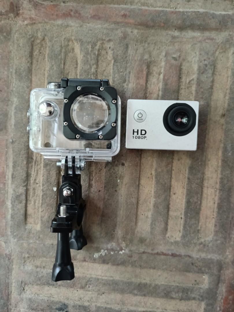 Action Camera ( GoPro Clone )