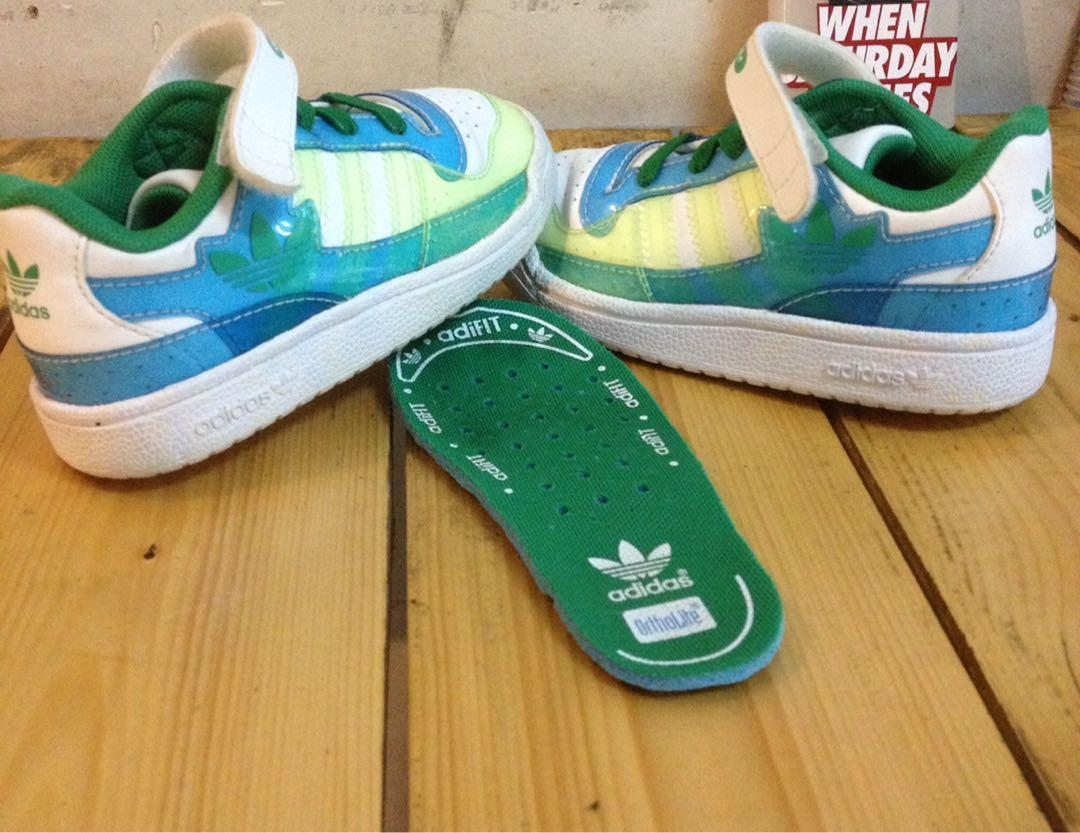 Adidas Kids Forum Lo XL El I Original