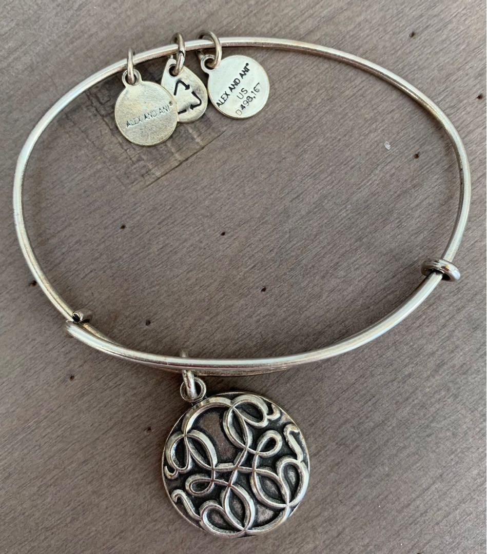 Alex and Ani Bracelet-Path of Life