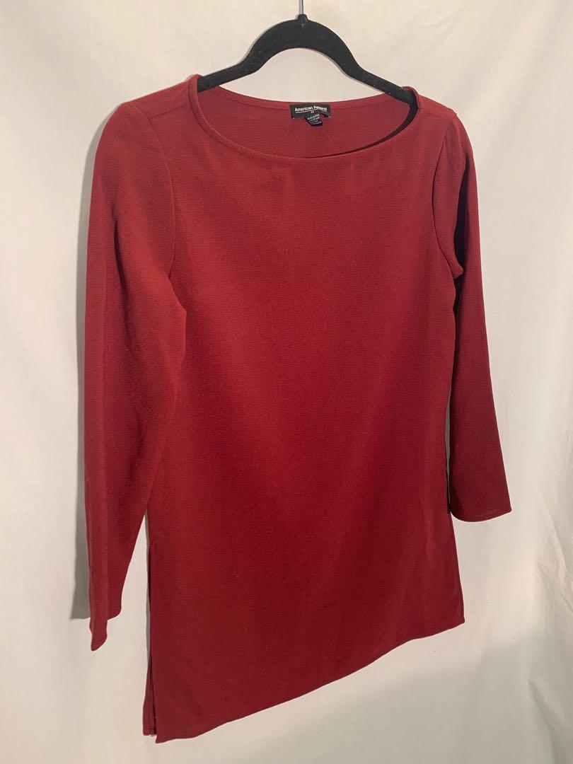 American Apparel long shirt - size xs - like new