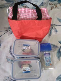 Azalea lunch set