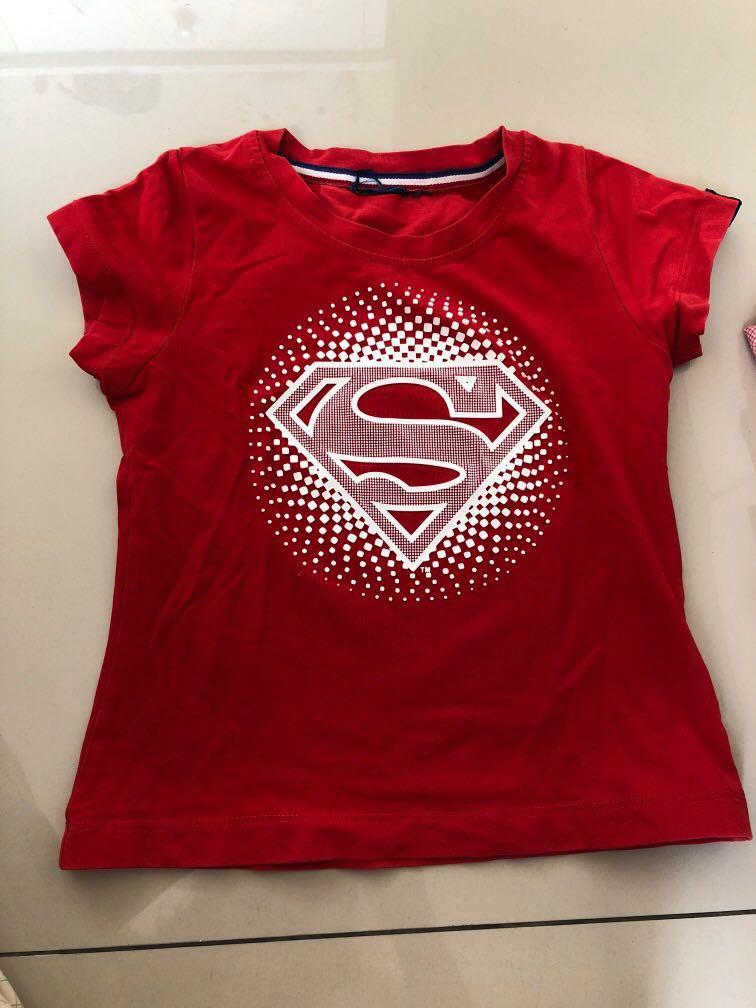 Baju superman anak