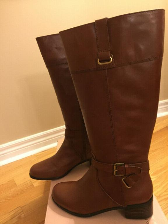 Bandolino Tall Riding Boots - Women/Size 9.5 - Brown - NEW