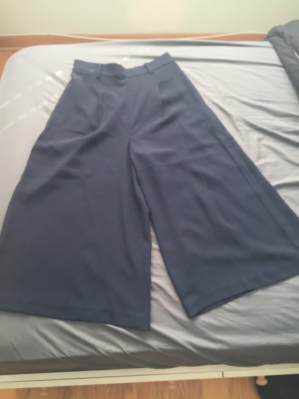 Brand New Uniqlo Drape pants