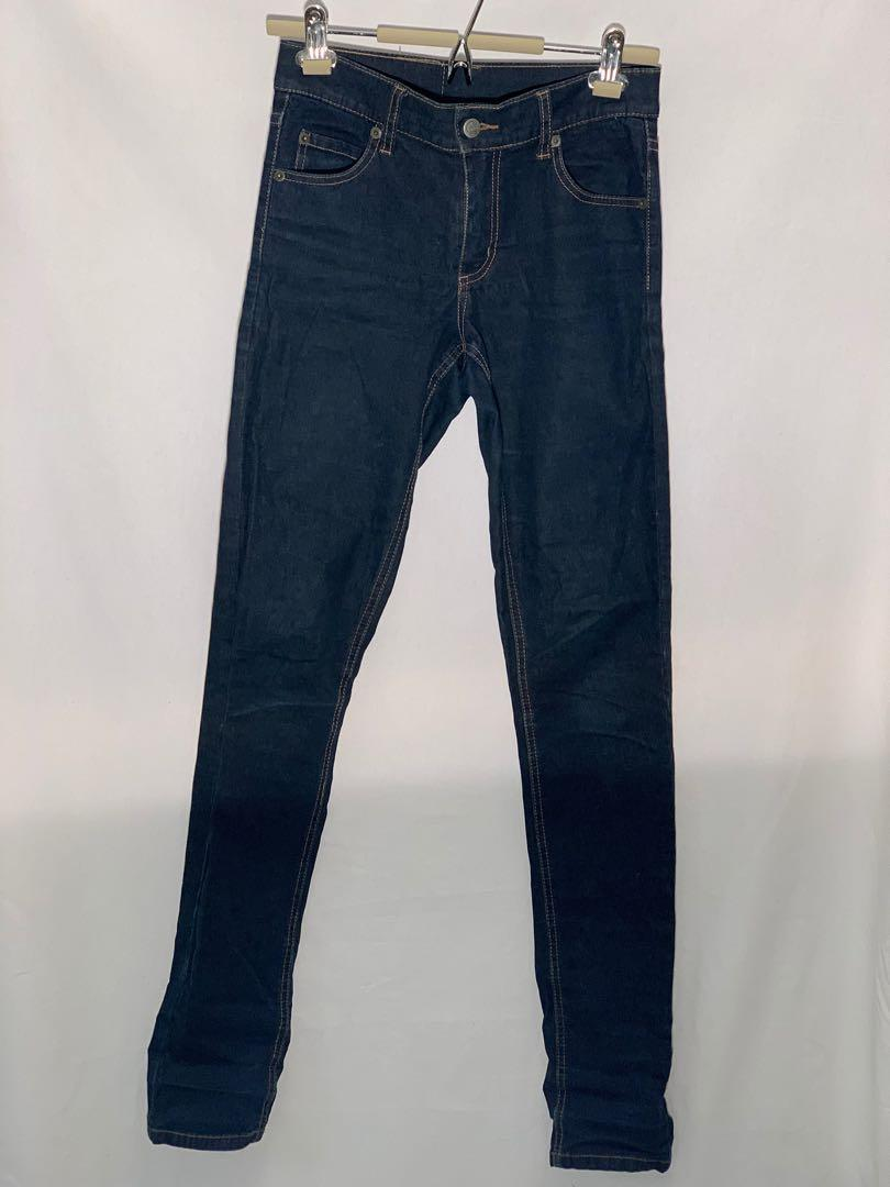 Cheap Monday high rise skinny jean - size 26 - worn in