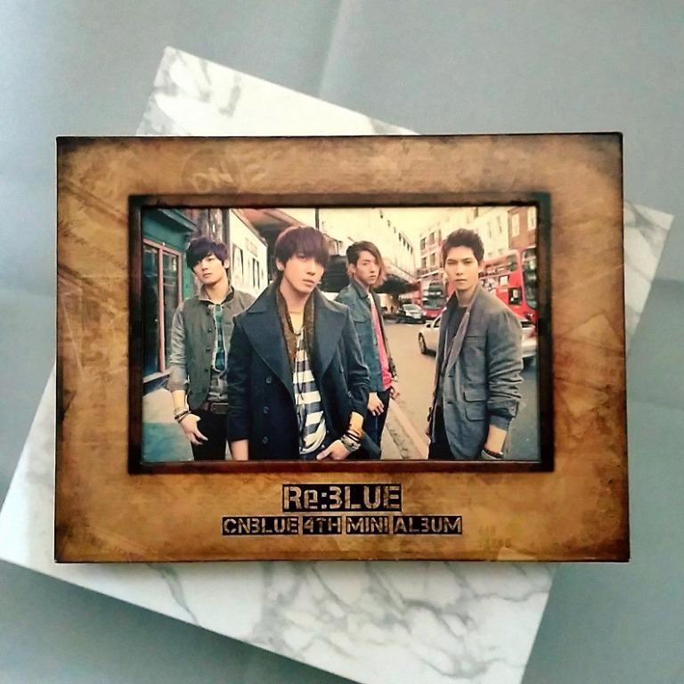 【CNBLUE】 Re:BLUE (4TH MINI ALBUM)
