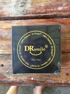 Dr. Smile charcoal teeth whitening