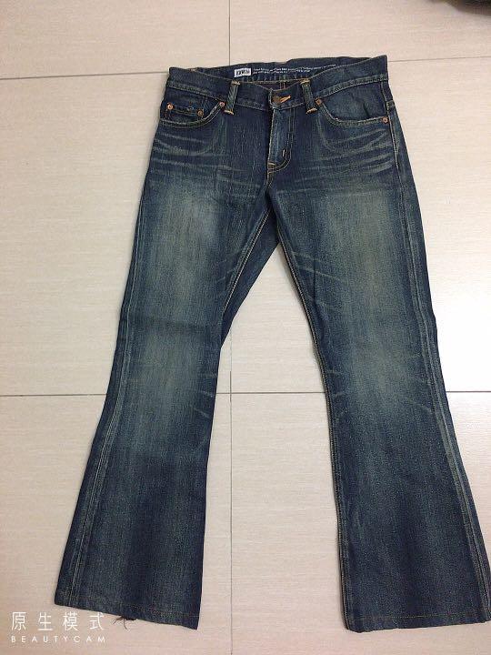 Edwin 503牛仔褲