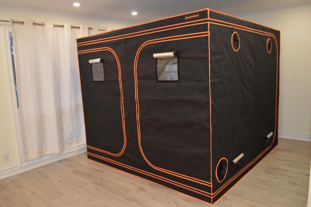 Grow tent multiple sizes