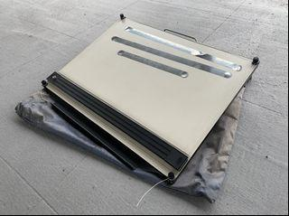 HM攜帶式製圖桌 正A2 (A2加大/50x60cm) 室內設計系製圖必用