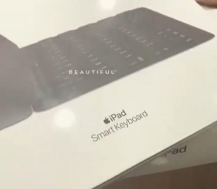 上班族必備iPad 2020 +蘋果原廠聰明鍵盤