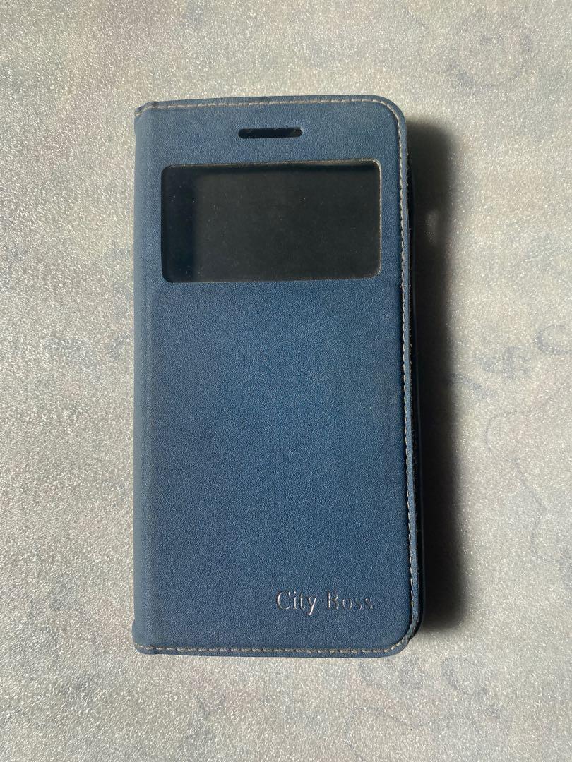 iPhone 8/7p掀背式手機保護殼
