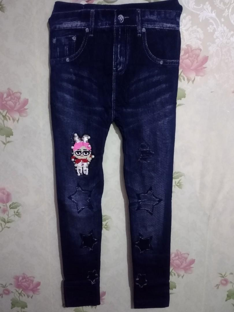 Jegging Anak LOL Import